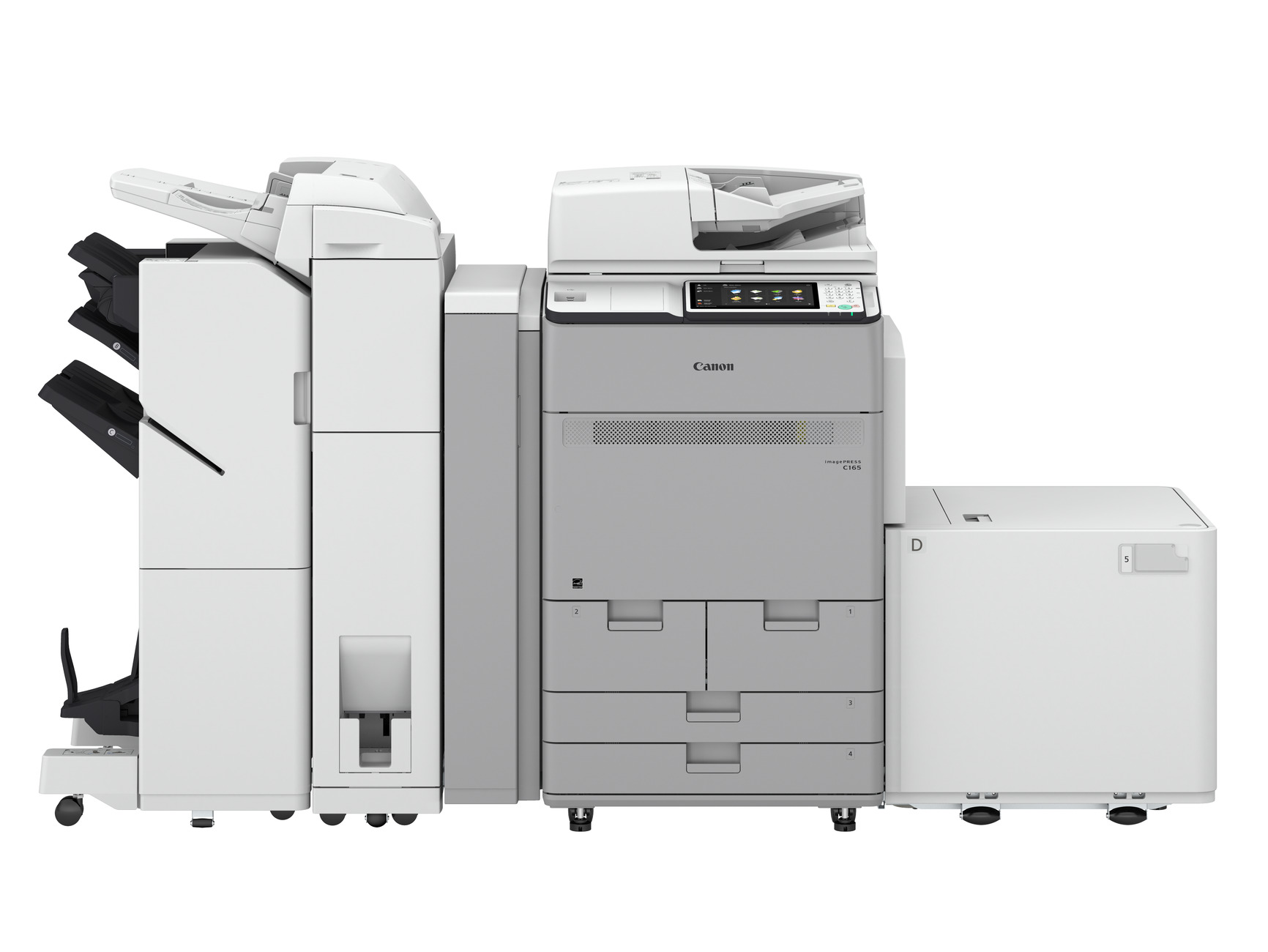 Production printer Imagepress C165