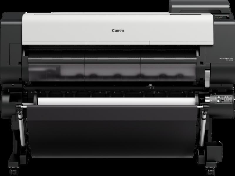 Wide format printer Imageprograf TX 4100