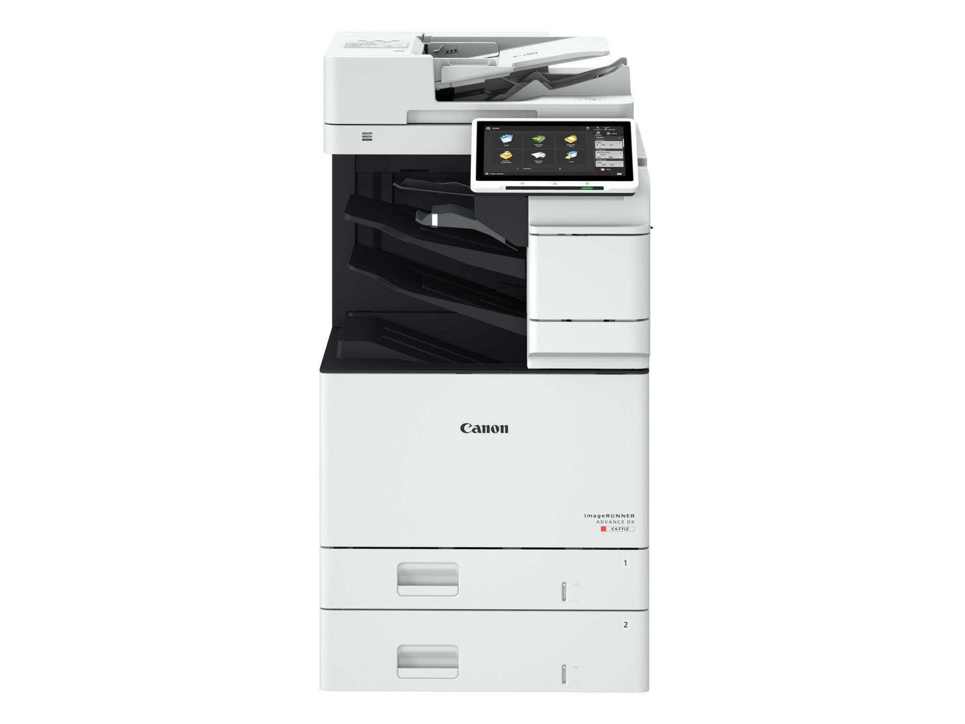 Office multifunction printer Imagerunner Advance DX 477