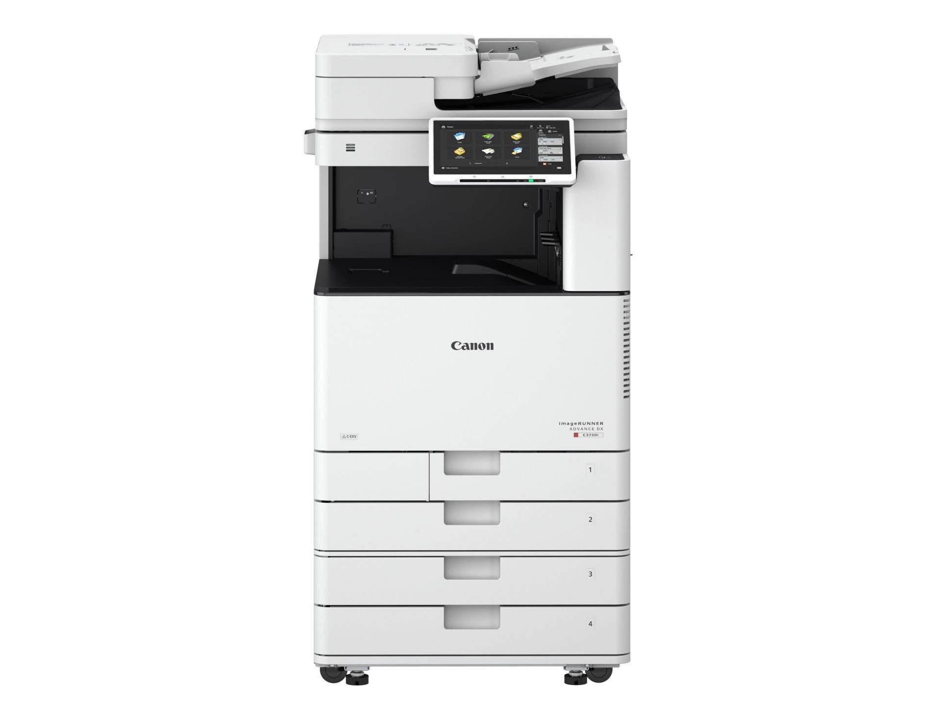 Office multifunction printer Imagerunner Advance DX 3700