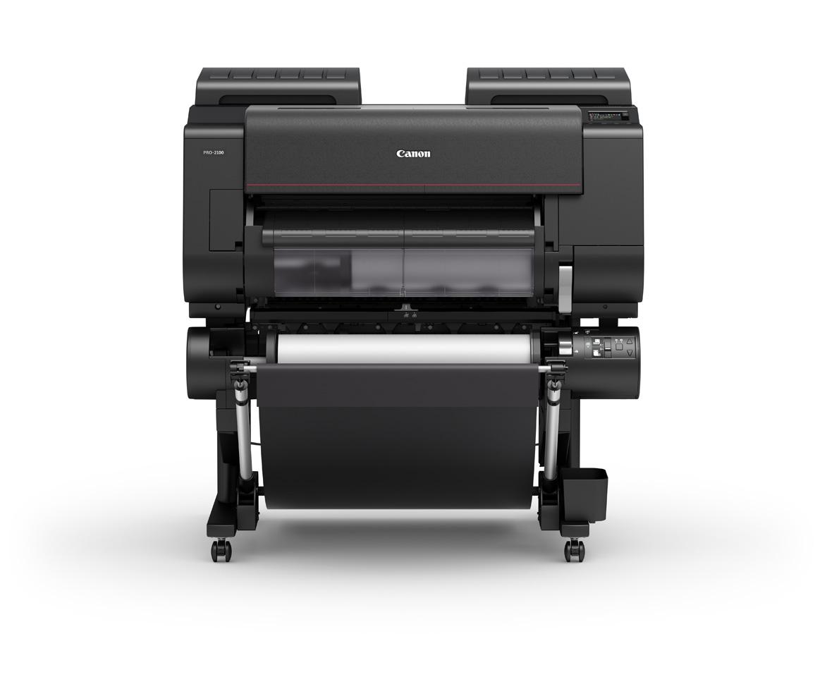 Wide format printer Canon Imageprograf 2100