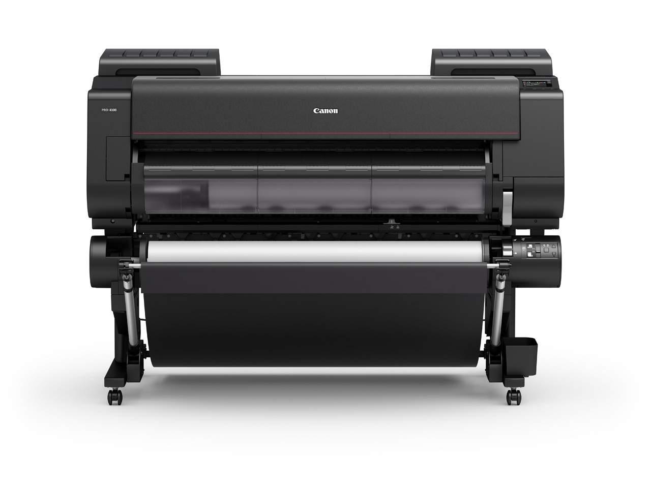 Wide format printer Canon Imageprograf 4100